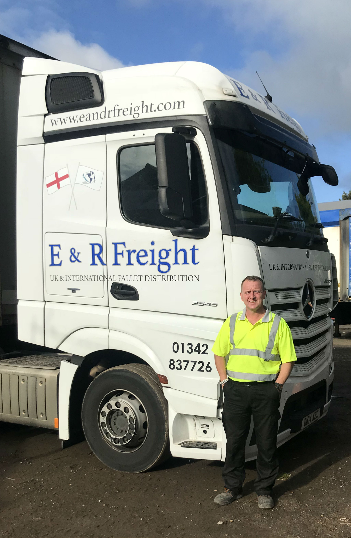 Steve Donathy E&R Freight