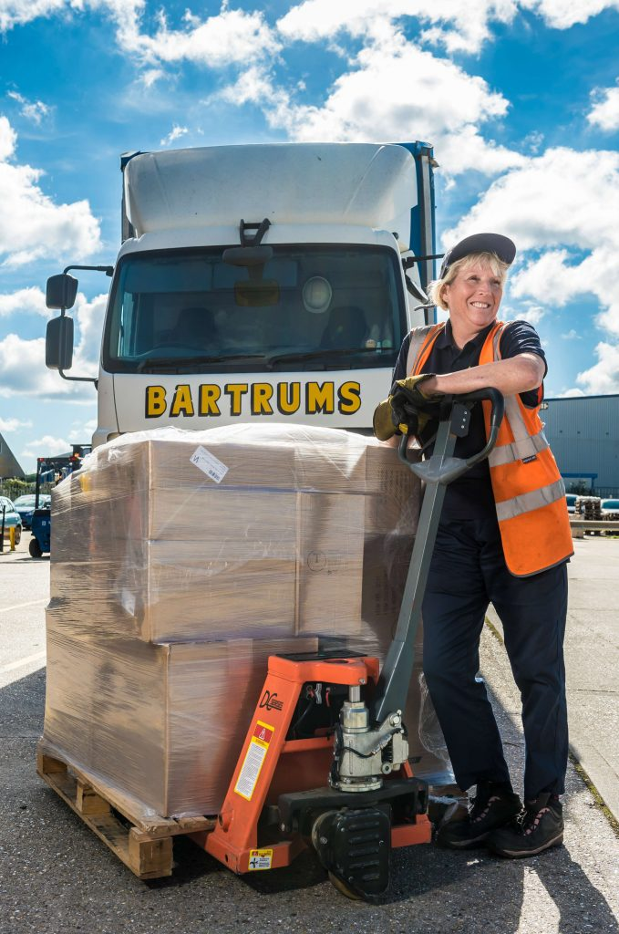 Bartrums powered pallet trucks