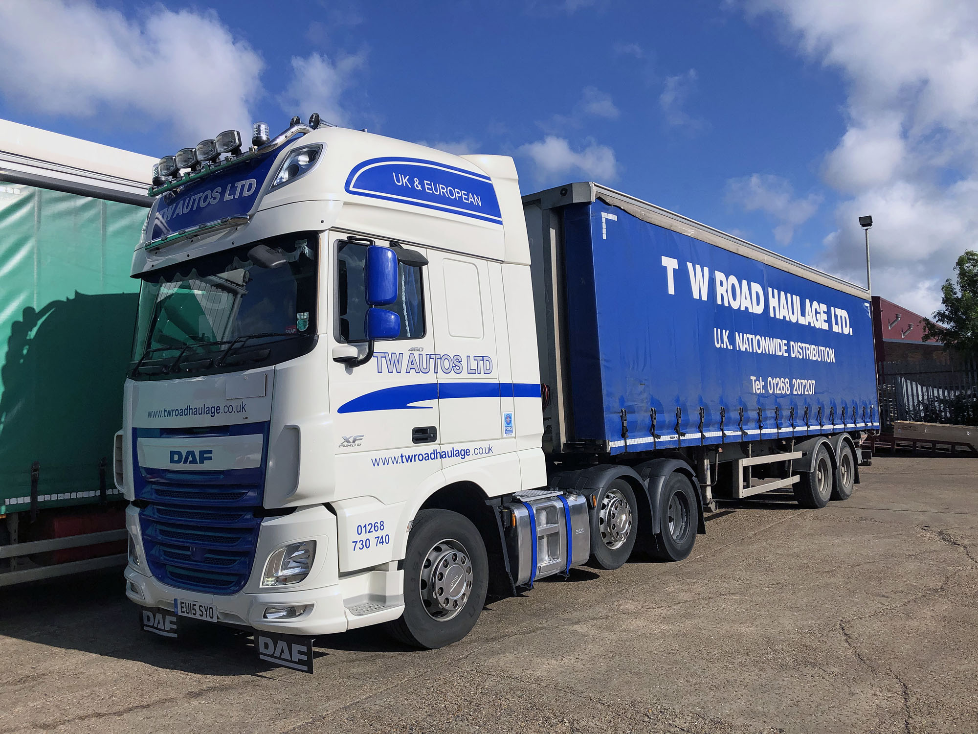 TW Road Haulage Ltd