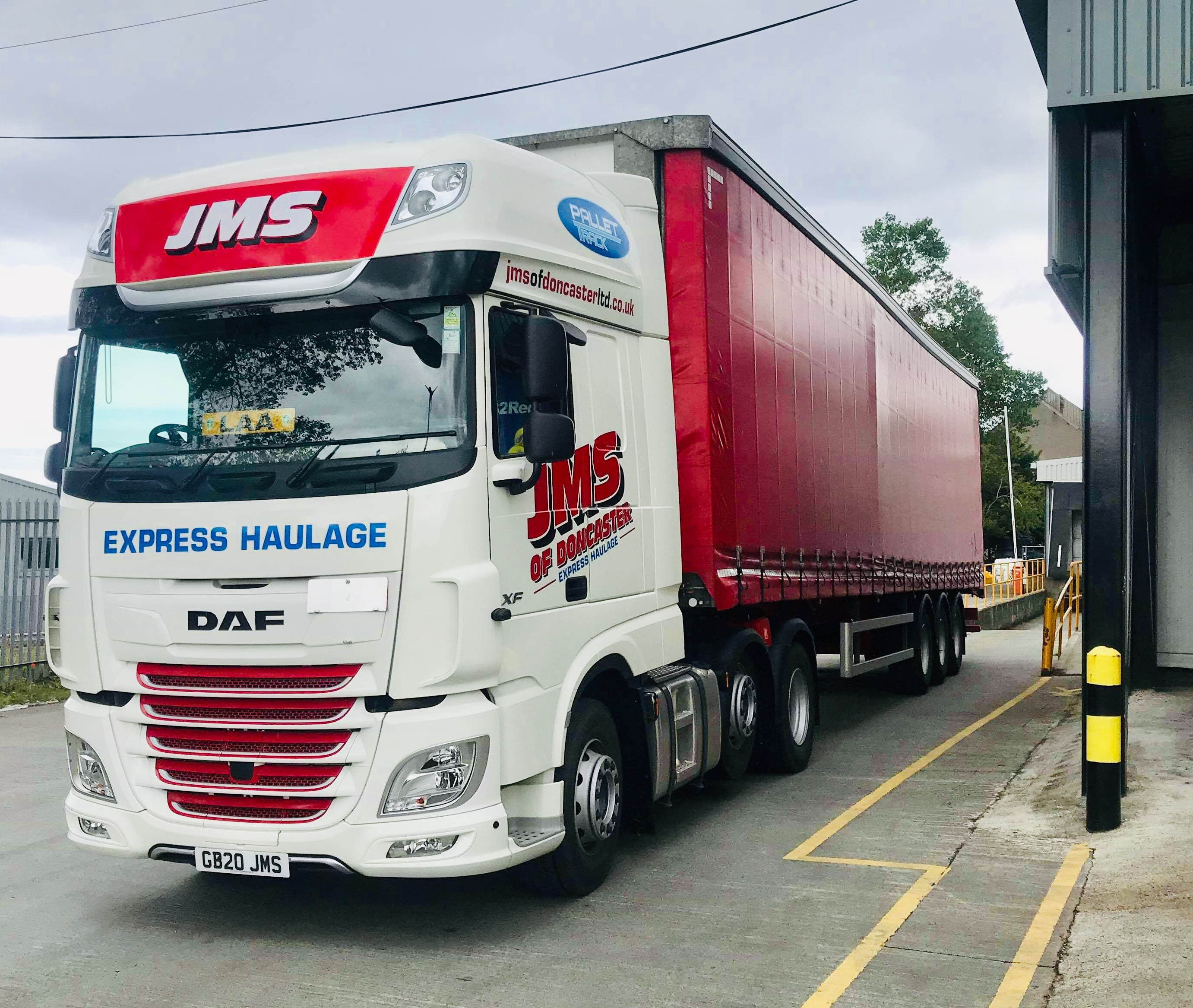 JMS of Doncaster new vehicle